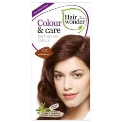 Hairwonder 5.5 - farba do włosów bez amoniaku Mahogany