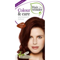 Hairwonder 5.64 - farba do włosów bez amoniaku henna red