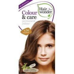 Hairwonder 6.35- farba do włosów bez amoniaku hazelnut