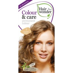 Hairwonder 7 - farba do włosów bez amoniaku Medium blond