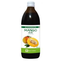 Mango sok bez konserwantów suplement diety