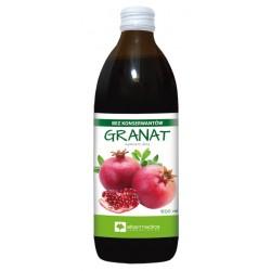 Granat sok bez konserwantów suplement diety