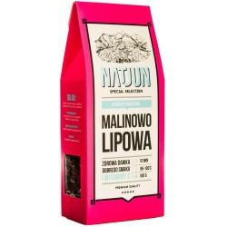 Herbatka malinowo-lipowa 100g