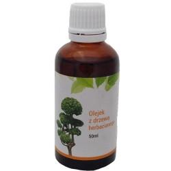 Olejek z drzewa herbacianego 50ml