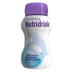 NUTRIDRINK 125 ml neutralny