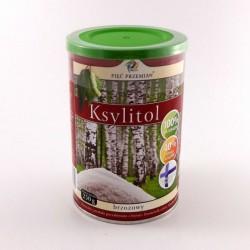 Ksylitol cukier brzozowy 250g  FIŃSKI Pięć Przemian