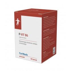 F-VIT B6 Witamina B6 60 porcji  FORMEDS