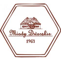 Miód gryczany- 380g - Miody Dworskie