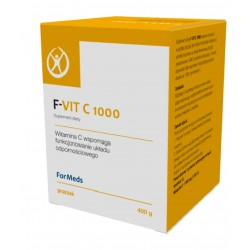 F-VIT C 1000 WITAMINA C 400 porcji FORMEDS