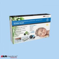 Poduszka ortopedyczna profilowana, wentylowana Bamboo Dream