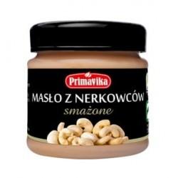 Primavika MASŁO Z ORZECHÓW NERKOWCA SMAŻONE 185g