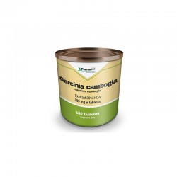 Pharmovit Garcinia cambogia ekstrakt 30% HCA, 200mg, 180 tabletek