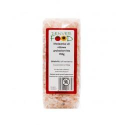 Kłodawska sól różowa gruboziarnista 700g