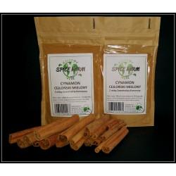 Cynamon cajloński mielony 50g Spice Farm