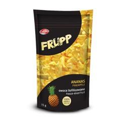 FRUPP Ananas liofilizowany 15g