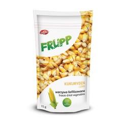 FRUPP Kukurydza liofilizowana 15g