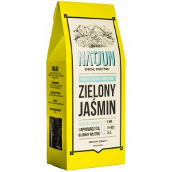 Herbata zielona ''Zielony Jaśmin'' 70g  NATJUN