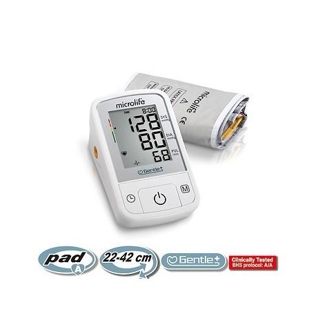 CIŚNIENIOMIERZ MICROLIFE BP A2 BASIC AUTOMATYCZNY NARAMIENNY + zasilacz GRATIS!