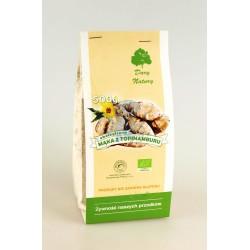 Mąka z topinamburu bezglutenowa ekologiczna 500g