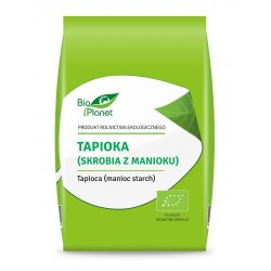 TAPIOKA (skrobia z manioku) BIO 400 g - BIO PLANET
