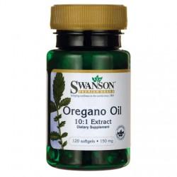 Swanson Oregano Oil Extract 10:1 extract 120 kaps.