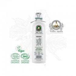 White Agafia - Organiczny Szampon Pokrzywowy do wszystkich rodzajów włosów -280ml