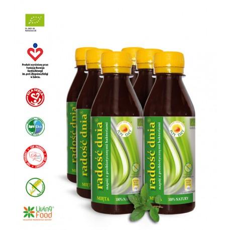 Napój probiotyczny  Radość Dnia Joy Day 200 ml