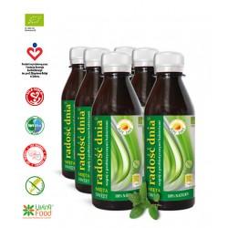 Napój probiotyczny MIĘTA SWEET Radość Dnia Joy Day 200 ml