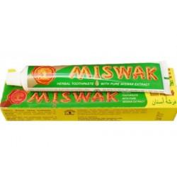 Pasta do zębów Miswak (bez fluoru) 75ml