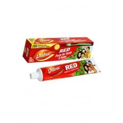 Pasta do Zębów Red 200ml + Szczoteczka do Zębów DABUR