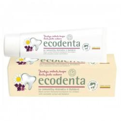 Ecodenta, Pasta do zębów dla Dzieci Czarna Porzeczka, 75ml
