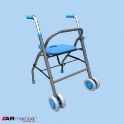 Podpórka rehabilitacyjna dwukołowa. DELUXE Armedical