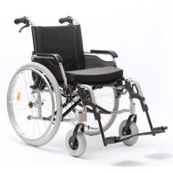 Wózek inwalidzki aluminiowy ręczny FELIZ VITEA CARE VCWK9AL