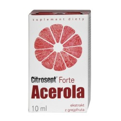 Citrosept Forte Acerola, krople, 10 ml