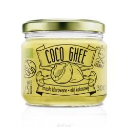 Coco Ghee Masło klarowane + olej kokosowy 300g DIET FOOD
