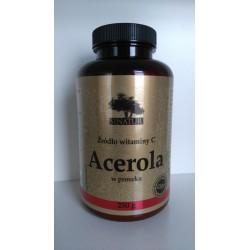 Acerola Proszek - naturalna witamina C - 250g SINATUR
