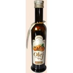 Olej z pestek dyni tłoczony na zimno 250 ml Szarłat