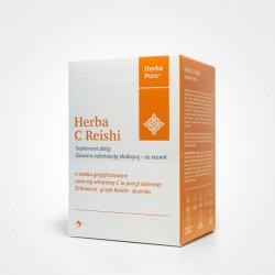 Herba C Reishi - proszek 14 porcji Herba Pure