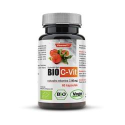 Pharmovit Bio C-vit Naturalna witamina C 60 kapsułek