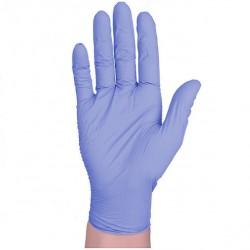 Rękawiczki niejałowe Ambulex NITRYL niepudrowane XS 100 szt.