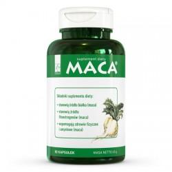 Maca® - suplement diety 80 kapsułek A-Z Medica