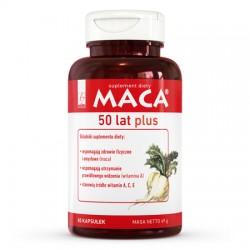 Maca® 50 lat Plus - suplement diety 80 kapsułek A-Z Medica