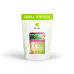 Superfoods Green Mix - Koktajl energetyczny 60g  Intenson