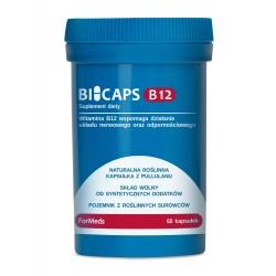 BIOCAPS B12 x 60 kaps.