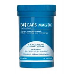 BIOCAPS MAG B6 x 60 kaps.