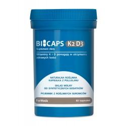BIOCAPS K2 D3 x 60 kaps.