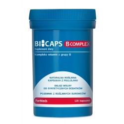 BIOCAPS B COMPLEX 120 kaps.