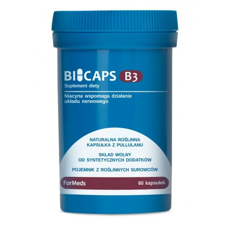 BICAPS B3 x 60kaps.
