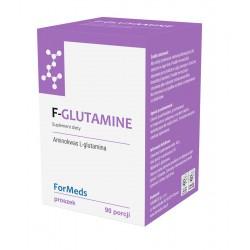 F-GLUTAMINE L-glutamina 90 porcji