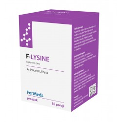 F-LYSINE L-lizyna 60 porcji FORMEDS
